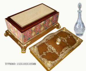 جديدة تصميم رفاهية خشبيّة يعبّئ عطر هبة يثبت لأنّ سوق عربيّة, بالجملة عادة عربيّة خشبيّة & [بولرسن] عطر صندوق, عطر حالة, عطر تخزين حالة