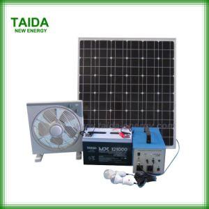 DCファンとの再充電可能な家の使用太陽つくGenreator