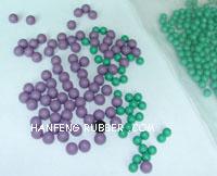 Viton/Junta bolas de silicona (HF10031)