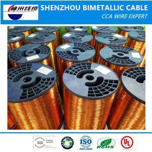 Melhor Qualidade Fio Al-Mg revestido de cobre fabricados na China