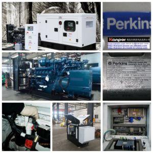 Kpp Macht van de Generator van het Type van Luifel van Kanpor van de Reeks de Geluiddichte Stille door Britse Perkins Motor