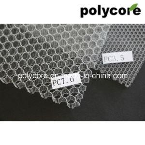 蜜蜂の巣の気流のストレートナ(PC3.5、PC6.0)