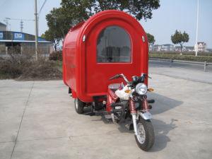Motorrad-Dreiradschnellimbiss-Karre (SHJ-M360)