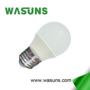 Una buena calidad G45 Bombilla LED 5W de luz LED regulable exterior de China