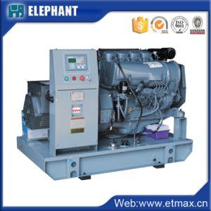 160kw 200kVA Deutz 디젤 엔진 발전기 세트