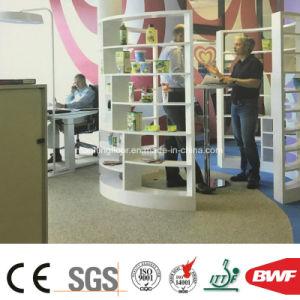 工場直接販売法安く1.6mmの密な底PVC Commericalビニールの床