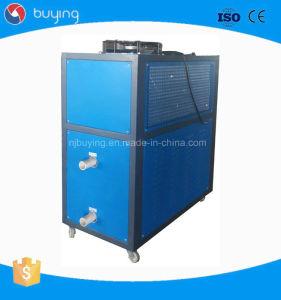Arrefecido a ar e água industrial Chiller pano para inspecionar a máquina