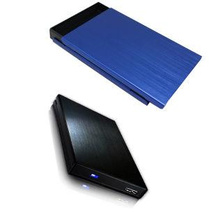 Алюминиевый сплав 2,5-дюймовый жесткий диск HDD, USB 3.0 отсека для жестких дисков SATA II, 2,5-дюймовых жестких дисков SATA/SSD