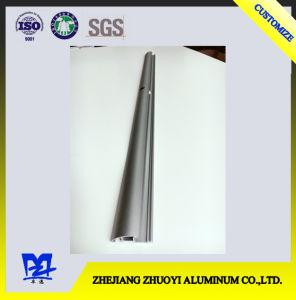 Perfil de aluminio de tubo de iluminación LED de un bastidor de aluminio