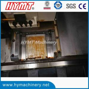 CK7520 tipo cama de inclinação da máquina torno horizontal CNC