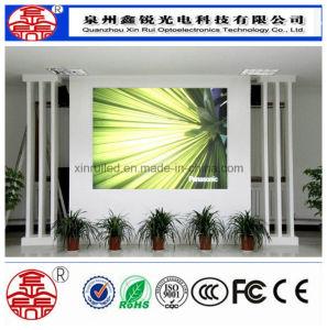 Poids léger P3 à l'intérieur du module de LED haute définition l'écran pour la publicité
