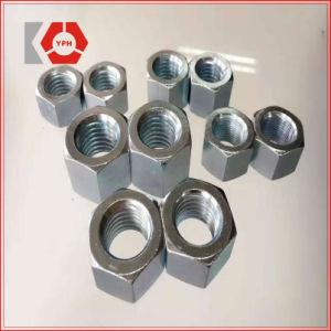 DIN934 Stailess Écrou en acier à tête hexagonale