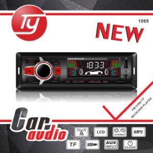 Display LCD grande coche reproductor de MP3 Audio del coche de radio FM