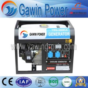 Горячая продажа 2.5kw однофазного блока распределения питания переменного тока бензин генераторной установки