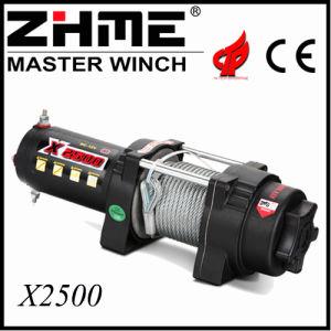 2500lbs 12V DC Malacate Eléctrico del Motor
