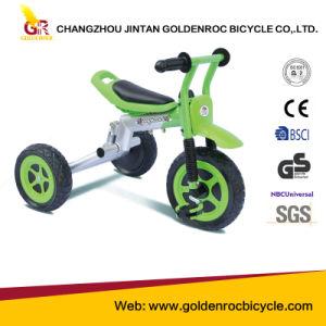 Driewieler de Van uitstekende kwaliteit (van gl112-5) 10  van de Schok Kinderen van het Type van Motor van de Absorptie