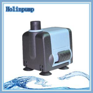 L'eau en plastique étang de jardin pompe amphibie (HL-450)