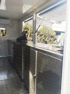 Meglio che vende il rimorchio mobile della cucina degli alimenti a rapida preparazione