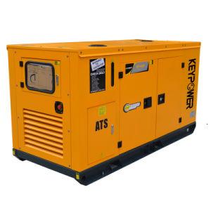 Keypower 60kVA leiser Dieselgenerator mit tiefem Meer Dse7320