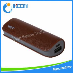 Wst 2600mAh de energía móvil portátil Universal cargador de banco