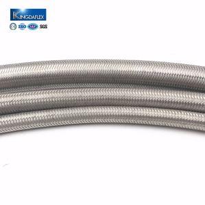 5/16 di pollice - alto tubo flessibile di Teflon Braided dell'acciaio inossidabile di pressione