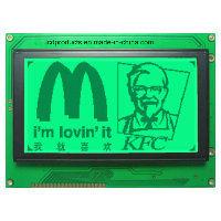 図形LCDのモジュール240*128のモジュールのサイズ: 144*104mm