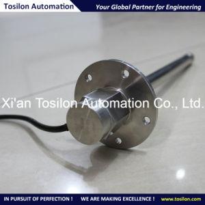 Trasmettitore capacitivo automatico del livello liquido per il serbatoio di olio combustibile