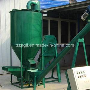 De hete Mixer en de Molen van het Dierenvoer van Ce 1000kg van de Verkoop 500kg Kleine