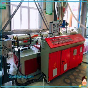 プラスチックWPC PVC Spcビニールの床の床タイルの/Panel /Plank/のボードの放出ライン/Making機械