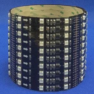 5050SMD Outdoor Decoration RGB Black LED Strip