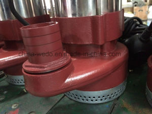 SPA submersible en acier inoxydable sale/ pompe à eau des eaux usées