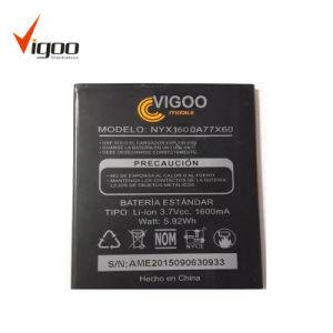 La batería del teléfono celular Nyx1800A65X57 para Nyx