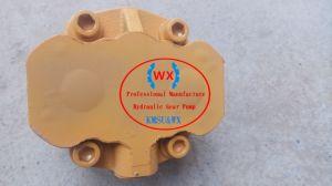Chargeur sur roues Komatsu Wa400-1 Japon matériel 704-30-34110 de la pompe hydraulique à engrenages