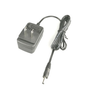 Adapter 24volts 500mA des Wechselstrom-Input-110V 120V wir Energien-Adapter der Stecker-Stromversorgungen-24V 0.5A