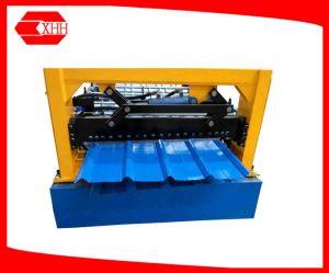 La couleur du panneau de toiture de tuiles acier machine à profiler (YX38-210-840)