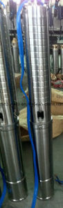 4SP14-17 sumergibles de pozo profundo bomba de agua