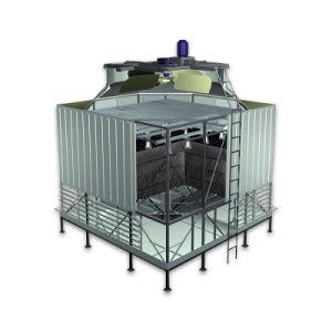 De industriële Open Toren van de Waterkoeling van het Type Natte