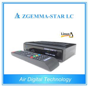 Ursprünglicher Kabelfernsehen-Kasten Empfänger Enigma2 Zgemma-Stern LC-Dvbc Digital
