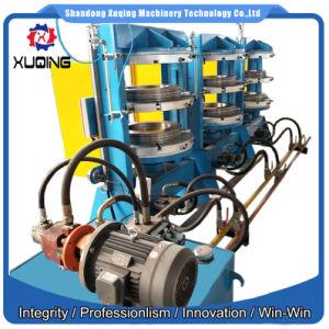 Het Vulcaniseren van de Binnenband van het natuurlijke Rubber/van Butylrubber Machine/Gevulcaniseerd van Rubber