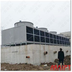상자 유형 교차하는 교류 물 냉각탑 (MPCT-100FH)