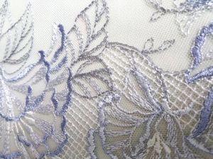 イブニング・ドレスのための2018卸し売り流行の刺繍のフランスの刺繍されたレース
