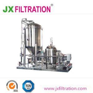 Aço inoxidável Diatomite Fabricante do Filtro