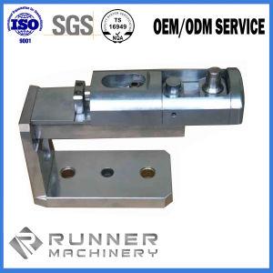 Automobilindustrie-Stahlaluminiumlegierung CNC-Drehbank-maschinell bearbeitenteil