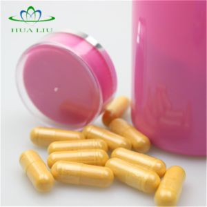 Gesundheitspflege-Produkt-Sojabohnenöl-Isoflavon-weiche Kapsel entlasten Wechseljahresanzeichen