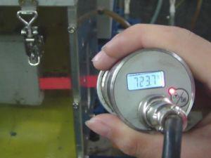 금속 열처리 (XC-80)를 위한 극초단파 주파수 감응작용 히이터