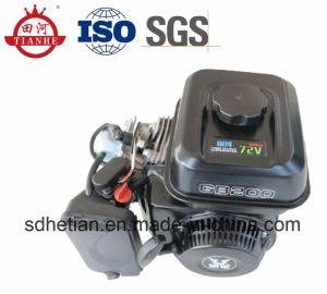 Сертификат SGS большой мощности 48V 60V 72V электрический автомобиль с бензиновым постоянного тока генератора