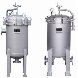 기업 물 폴리에스테 316 스테인리스 필터를 위한 액체 부대 필터