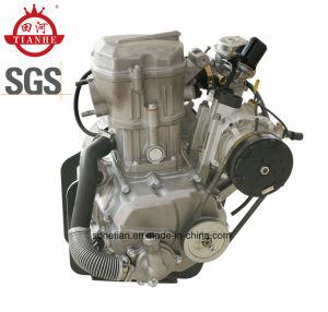 Grande potência do veículo eléctrico arrefecido a água do gerador de Extensor de Alcance