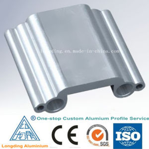 Sezione di alluminio per il portello dell'alluminio e della finestra di alluminio