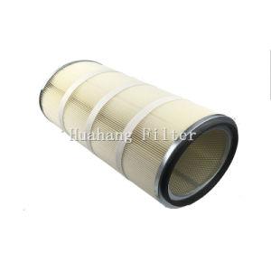 Donaldson collecteur de poussière du filtre à cartouche de filtre à air ovale P033023